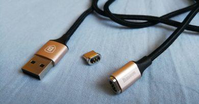 Baseus kabel magnetyczny