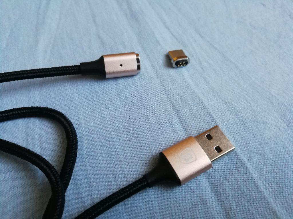 Kabel magnetyczny Baseus New Insnap