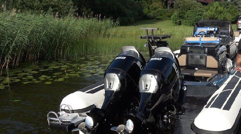 silniki zaburtowe do łodzi