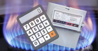 kalkulator spalania gazu ziemnego
